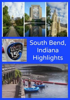South Bend Highlights: A Travel Story - What to do, see and eat in South Bend, Indiana!