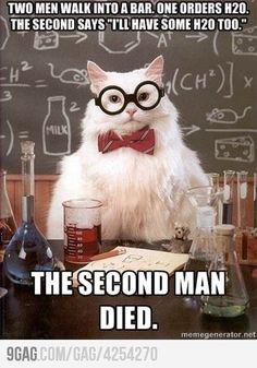 Hahaha oh science!