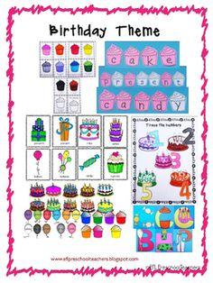 ,Cupcake+letter+tiles,+Birthday+flashcards,+Birthday+cutouts,Birthday ...