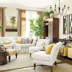Living Room Furniture | Living Room Decor | Ballard Designs