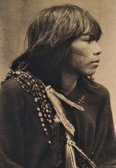 Indien Chipivo, fleuve Pachieta.  Amazonie, Pérou, 1888.