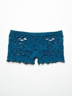 Free People Seamless Racerback Crochet Bra, $28.00