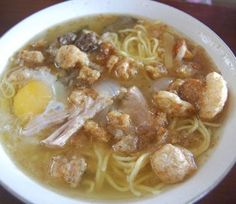 Share Tweet + 1 Mail Any batchoy lover knows it is a noodle soup that originated in the district of La Paz, Iloilo City ...