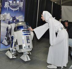 """""""Help me, Obi Wan Kenobi"""" #NYCC 2011"""