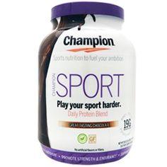 Champion SPORT Protein Powder