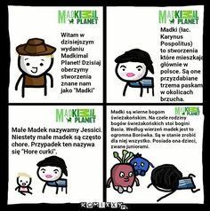 1 – Kurna to jest genialnee Wtf Funny, Funny Memes, Jokes, Why Are You Laughing, Polish Memes, Funny Comics, Haha, Humor, Anime