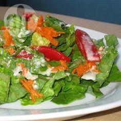 Aderezo toscano para ensaladas @ allrecipes.com.mx