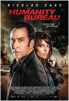 The Humanity Bureau in US theaters April 2018 starring Nicolas Cage, Sarah Lind, Jakob Davies, Hugh Dillon. In the near future climate change has wreaked havoc in parts of the American Midwest. In its attempt to take hold of an economic recession, All Movies, Latest Movies, Great Movies, Movies To Watch, Creepy Movies, 2017 Movies, Movies Free, Steven Seagal, Flashpoint