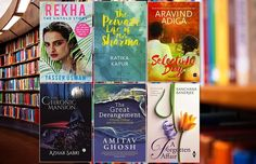 6 Indian Authors You Must Read by Simon P https://scriggler.com/detailPost/story/57660 Featuring comebacks from quite a few literary superstars including Amitav Ghosh and Arvind Adiga, we've been given quite a few interesting reads already. Here is a roundup of some of the bestselling book releases so far this year.