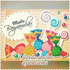Her Bayramda Hatırlanmak ve Hatırlatmak için, Ramazan Bayramınız Mübarek Olsun...