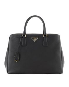 Saffiano Lux Open Tote by Prada at Neiman Marcus.