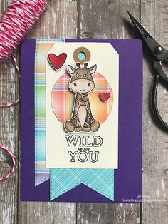 Boots Blog Spot: Simon Says Stamp Wednesday Challenge - Happy Birthday !