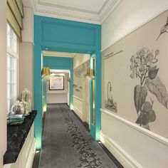The Ampersand Hotel London | Brintons Commercial Carpets