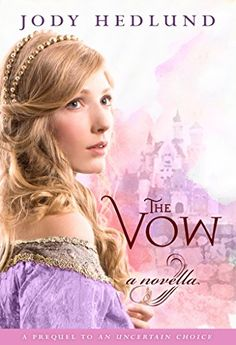 The Vow: A novella by Jody Hedlund http://www.amazon.com/dp/B00S4NQVKS/ref=cm_sw_r_pi_dp_fxDKvb11ZGW4R