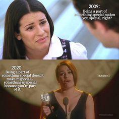 #Glee 1x01/6x13 - Rachel