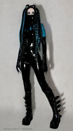 Emo People Dancing : people, dancing, Cybergoth, Ideas, Cybergoth,, Girls,, Fashion