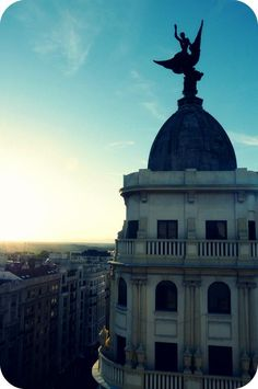 The roof (Madrid)