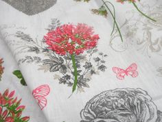 Linen tablecloth 54'' x 120'' Natural linen. MOTHER'S DAY - TABLECLOTHS - TABLE LINENS