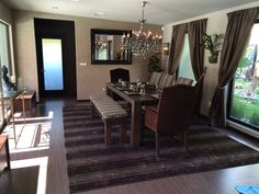 Hollywood Hills Dining Room