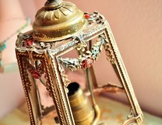 Barbola Lamp