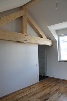 Wohnraum schaffen durch Aufstockung Modern, Garage Doors, Outdoor Decor, Home Decor, Asylum, Trendy Tree, Decoration Home, Room Decor, Home Interior Design