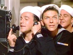 Anchors Aweigh - 1945. What a bunch of hunks!