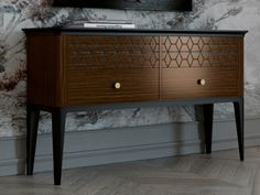 Commode à 4 tiroirs. Mod. ALYA4 Drawing Room Interior, Colette, Credenza, Entryway Tables, Buffet, Cabinet, Storage, Furniture, Home Decor