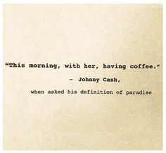 Successful Marriage, Johnny Cash, Love You More Than, Love And Marriage, Falling In Love, Tattoo Quotes, Inspiration Tattoos, Quote Tattoos