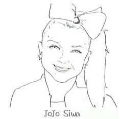 graphic regarding Jojo Siwa Coloring Pages Printable named 1461 Perfect coloring web pages visuals within 2018 Colouring sheets