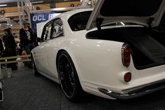 Volvo Amazon Custom by Drontfarmaren, via Flickr