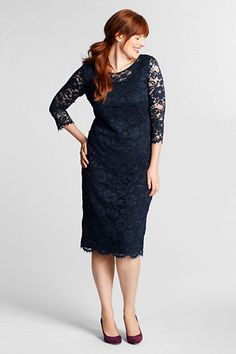 Lovely - see-through sleeves classic shape. Perfect for a special occasion!