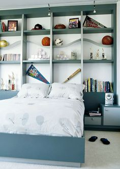 Headboard/ shelving
