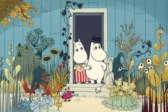 stayinbedmedia: From the next Moomin film coming this year (french-finnish production)