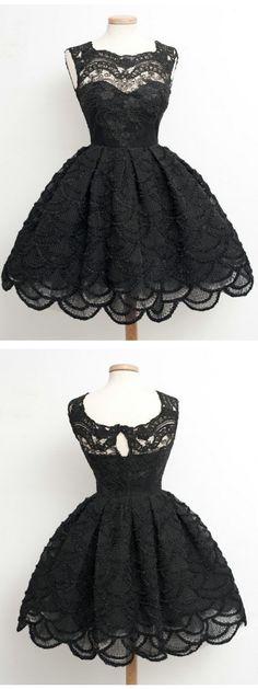 little black dress, short black prom dress homecoming dress