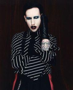 Marilyn Manson // Golden Age of Grotesque <3