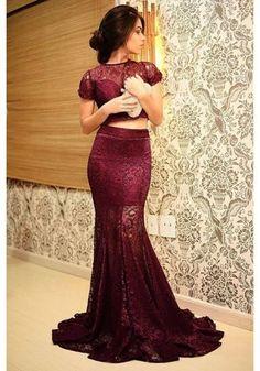 Formal Dress Prom Dress cheap mermaid prom dresses by lass, $176.00 USD