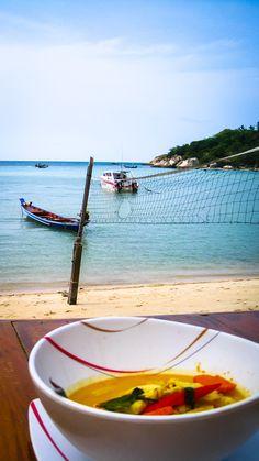 Delicious Thai breakfast on the small island of Koh Tao, Thailand. Thailand Adventure, Thailand Travel, Asia Travel, Travel Goals, Travel Plan, Travel Ideas, Travel Tips, Best Places To Travel, Places To Go