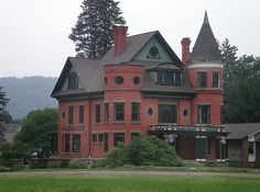 Victorian home in Coudersport PA