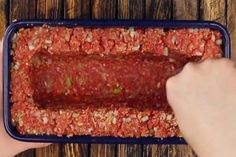 Meatloaf Recipes, Meat Recipes, Chicken Recipes, Cooking Recipes, Healthy Recipes, Tasty Videos, Food Videos, Easy Healthy Breakfast, Food Porn