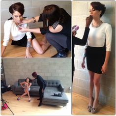 Behind the Scenes with RegardMag.com Issue 17 featuring Meghan Markle