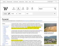 Una agencia de diseño letona propone un rediseño visual integral de #Wikipedia y sus sitios hermanos http://2ba.by/abgz #WikipediaRedefined