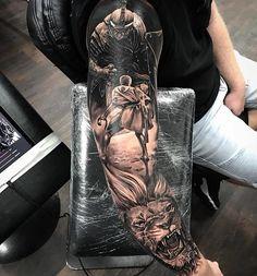 Full Sleeve Arm Tattoo Designs Sleeve Tattoo Ideas On Arm For Guys Skull Sleeve Tattoo Designs Sleeve Tattoo Designs For Guys Full Sleeve Dragon Tattoos Tribal Sleeve Tattoos Christian Sleeve Tattoo, Christian Tattoos, Skull Sleeve Tattoos, Best Sleeve Tattoos, Tattoo Sleeves, Pegasus Tattoo, Full Sleeve Tattoo Design, Cool Sleeves, Full Arm Tattoos