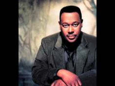 Luther Vandross -Any love...my favorite song in the world...<3