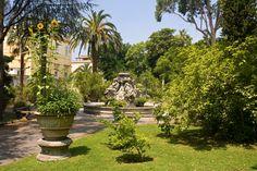 Orto botanico di Palermo (Palermo - Cerca con Google