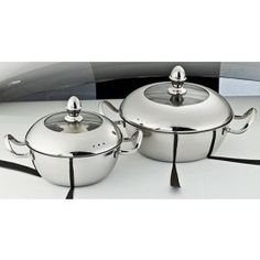Ultra AISI 430 Stainless Steel – Good for induction Aluminium - Fast and even distribution of heat. Steel sheets – Suits well for b. Dining Products, Stainless Steel Kitchen, Dinnerware Sets, Aluminium Alloy, Suits, Baking, Food, Bakken, Essen