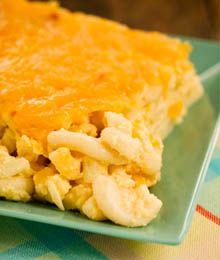 The Lady's Cheesy Mac -   Paula Dean Recipe AMAZING!!
