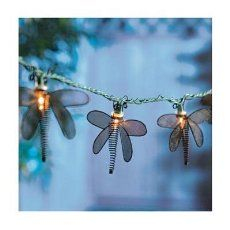 6M 3W 32-LED Colorful Light Dragonfly-Shaped LED String Fairy Lamp (110/220V):Amazon:Home Improvement