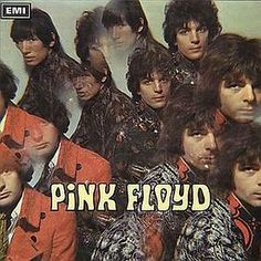 Progressive Rock - all record types - Psychedelic/Space Rock Studio, 1967 - The Piper At The Gates Of Dawn Pink Floyd