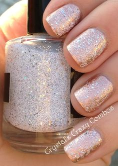 Crystal's Crazy Combos: Essie - Penny Talk and CrowsToes - Bunny Slope