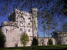 España Vizcaya Castillo de la Emperatriz Eugenia de Montijo